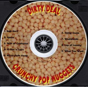 Crunchy Pop Nuggets - CD